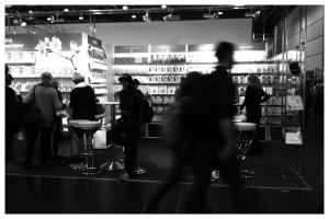 Kindervatter Buchmesse Stand Langenmueller