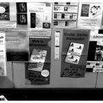 Kindervatter Buchmesse Plakat